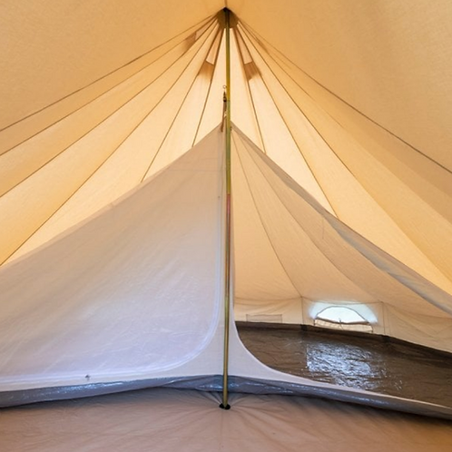 5m Inner Tent for a Bell Tent - 1/2 Bell Size