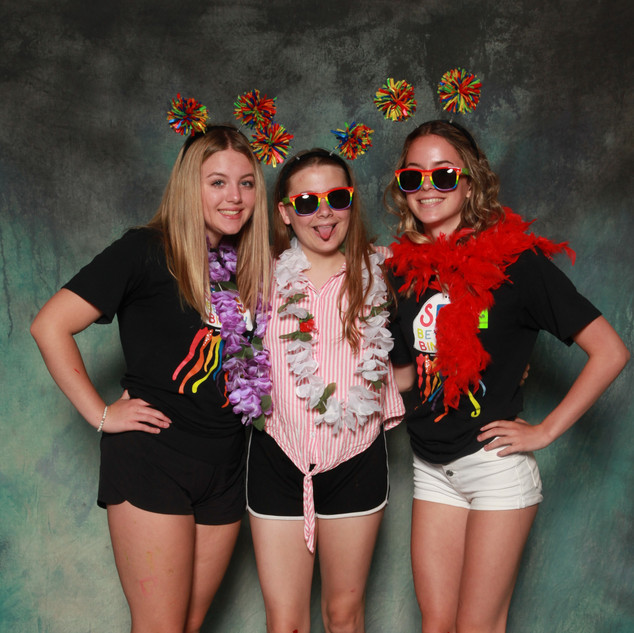Fun in the Pflag Halifax Photobooth
