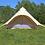 Thumbnail: Sandstone Star Bell Tent