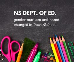 NS dept. of ed.