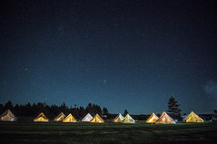 Photo: Lucas Scarfone Event East Coast Glamping