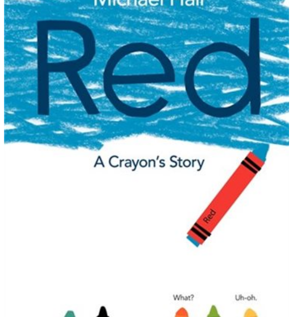 Red! A Crayon's Story