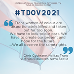 International trans day of visibility (1
