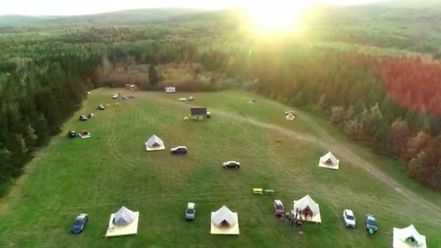 Eco-Glamping: Margaree River