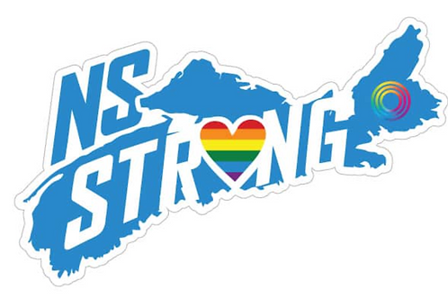 NS Pride Strong Decal