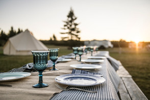 Event Glamping Photo: Lucas Scarfone