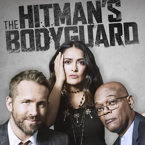 Fri. July 30th @ 7:00pm: The Hitman's Wife's Bodyguard (14A)