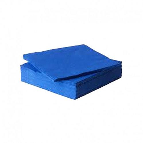 Servilletas azules