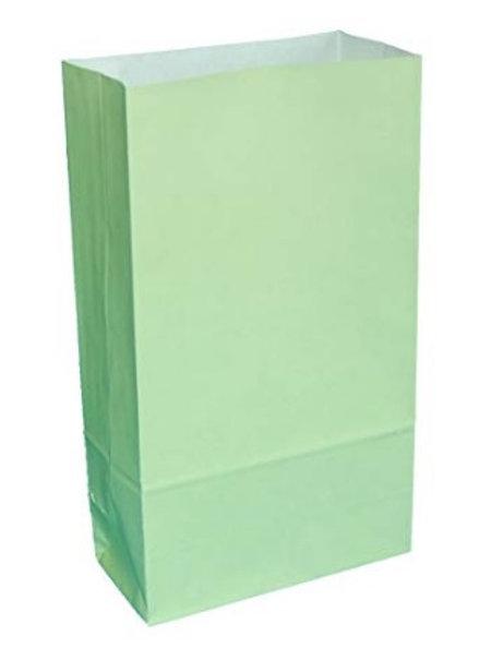 Bolsitas con base - Verde Pastel