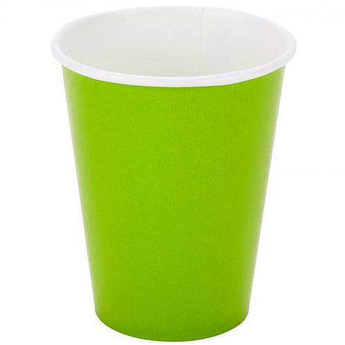 Vasos lisos - Verde manzana