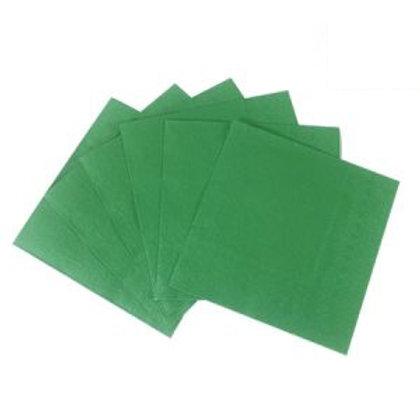 Servilletas Verde Oscuro