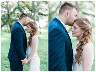 Emily + Robbie Weatherbee Wedding