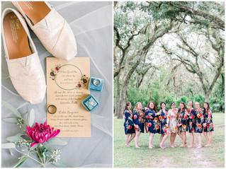 Amanda + Caleb Wedding | Fort Myers, Florida Wedding
