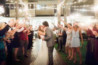 Adrienne + Evan | Heitman House Wedding