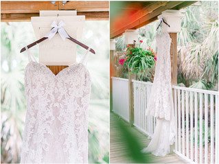 Kaeta + Matthew Wedding | The Verandah Club | Fort Myers, Florida Wedding