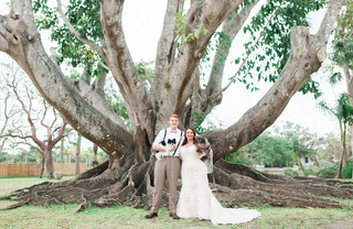 Michelle + Chris | Shangri La Springs Wedding