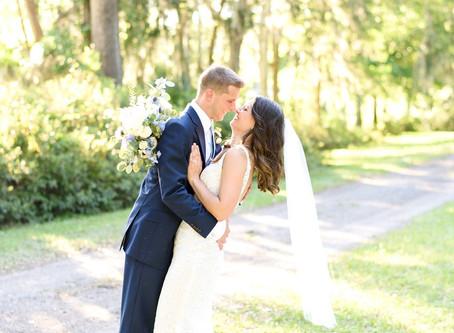 Laura + Clarke Wedding