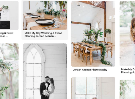 How to Actually Use Pinterest When Wedding Planning