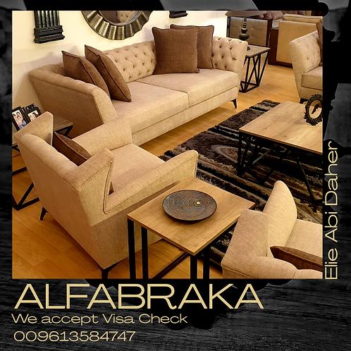 Levania sofa set