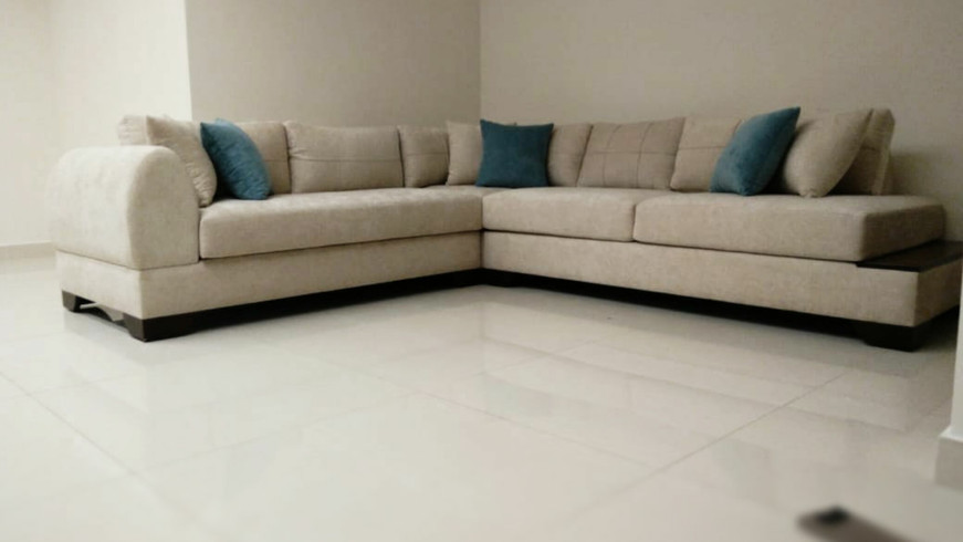 Parabolia Sectional sofa