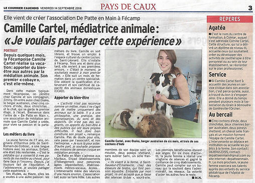 Article Courrier Cauchois 14-09-18.jpg