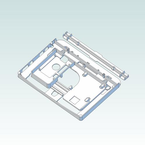 3D print file download: Tablet Frame, Model AZ8 (3D print version)