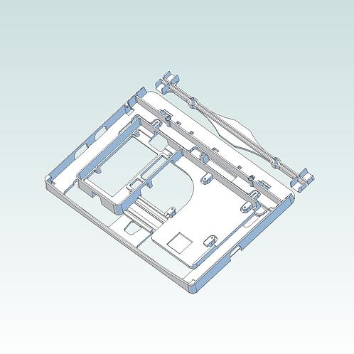 3D print file download: Tablet Frame, Models ON8 and SA8 (3D print version)