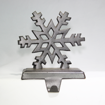 dark metal snowflake