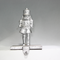 silver soldier