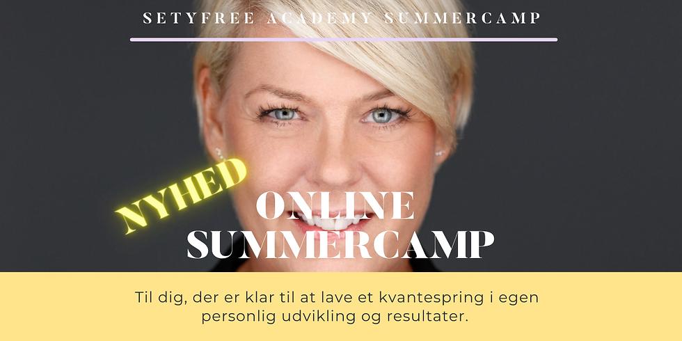 SetYfree Academy SummerCamp
