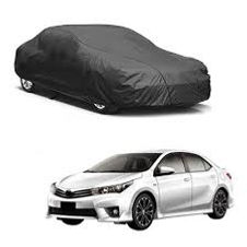 Altis Polyester Black Cover for Toyota