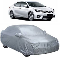 Altis Polyester Silver  Cover for Toyota