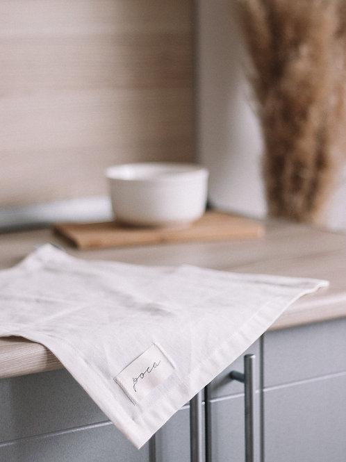 Маленькое кухонное полотенце