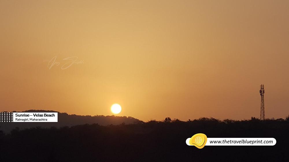 Sunrise At Velas Beach