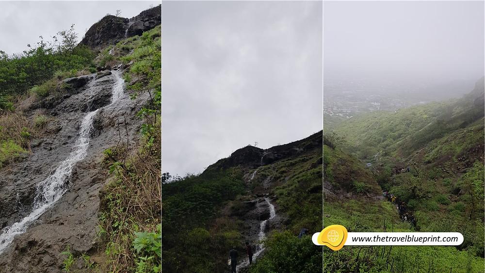 Visapur Fort  - Waterfall Trail