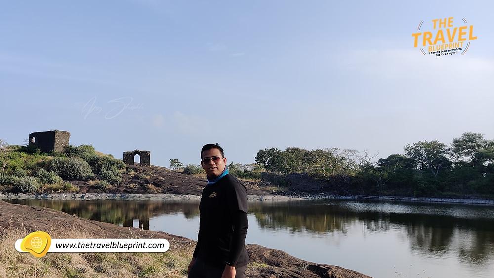 Narnala Fort: Shakkar Talao