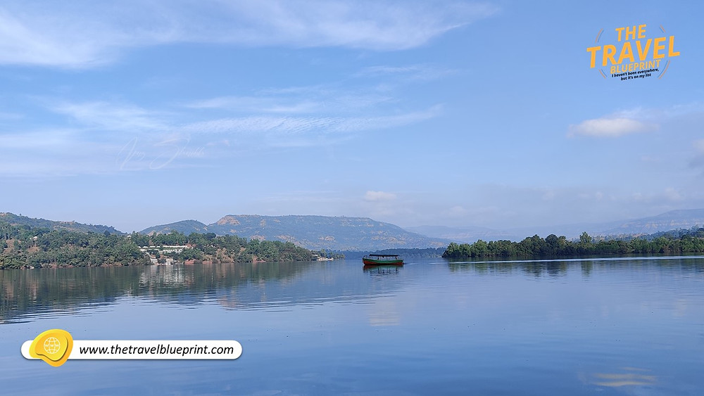 Koyna Lake - The route was scenic beauty