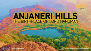 Anjaneri Hills - The Birthplace Of Lord Hauman