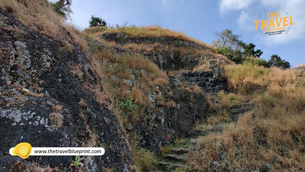 Final Steps Towards Vairatgad Fort