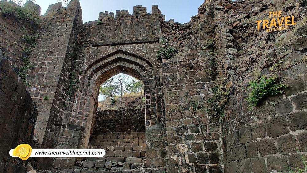 Shahanur Darwaza - Narnala Fort