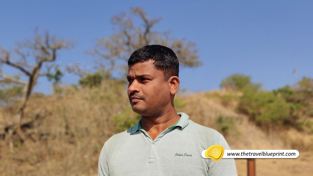 Mr Raghunath Krushna Agivale (Maharashtra Mountaineers Rescue Team)
