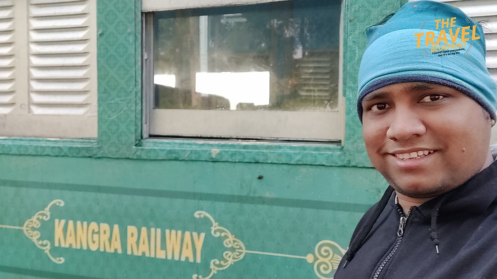 Kangra Railway Train