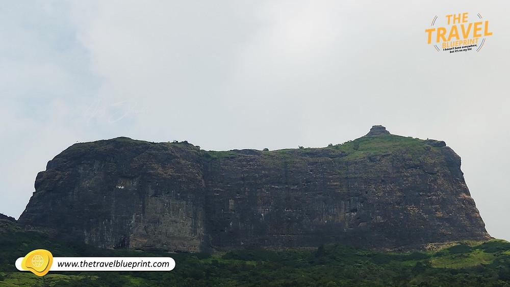 Scottish Kada Face of Harihar Fort