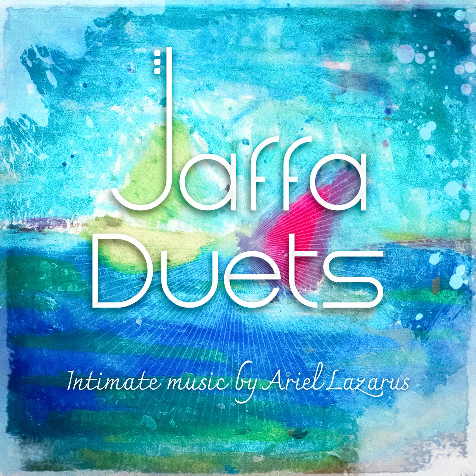 ariel lazarus cover art jaffa
