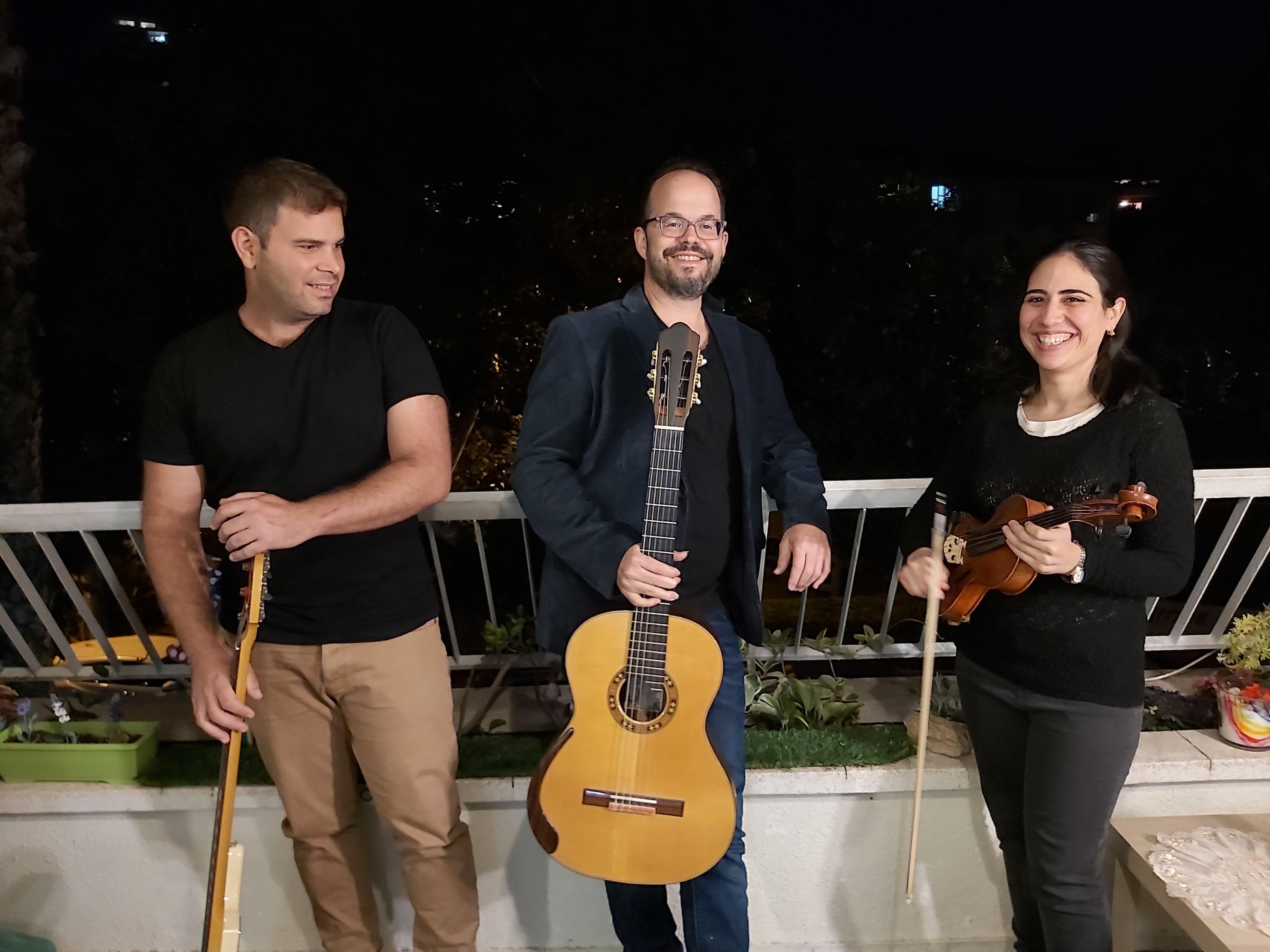 Trio House Concert