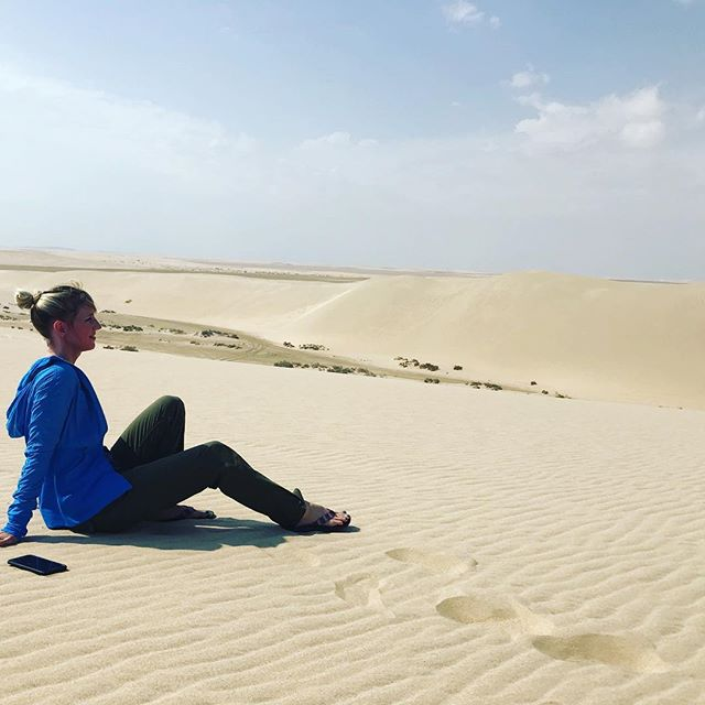 Another wonderful trip to Qatar and the Inland Sea (Al