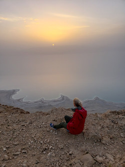 Dead Sea Sunrise