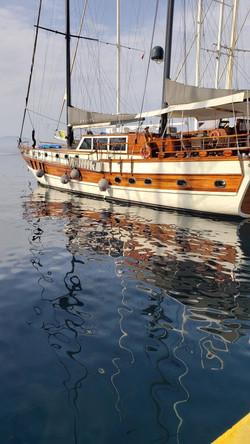 Prvate Boat