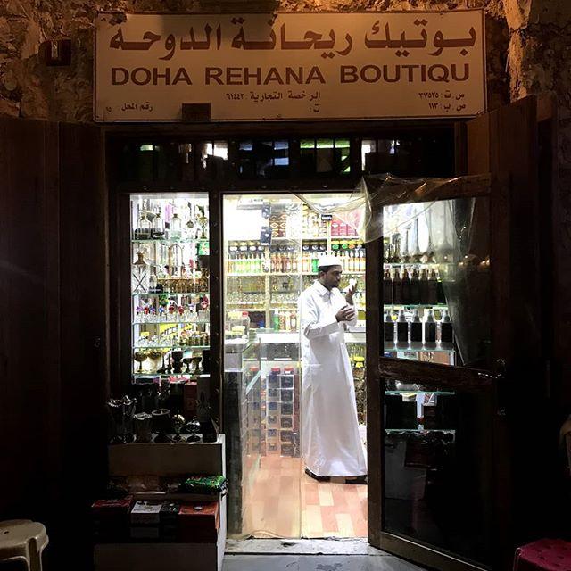 Souq Waqif Parfum shop
