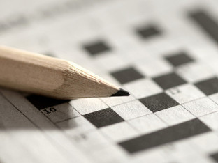 A Crossword a Day Keeps the Doctor Away